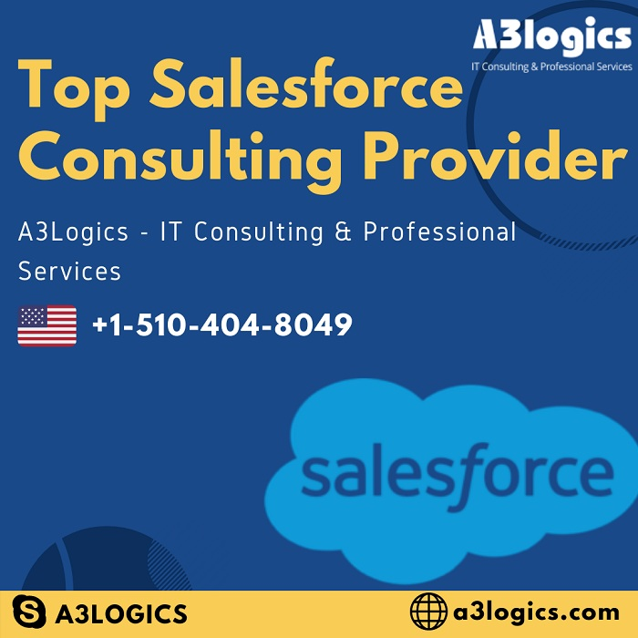 Hire Salesforce Consulting Services Provider in USA