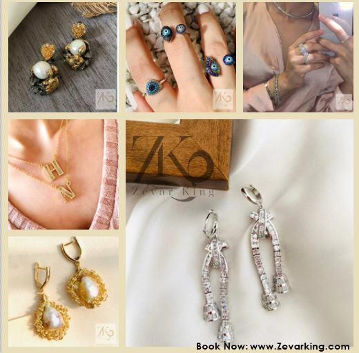 Zevar King - Best Fashion Jewellery & Accessories For Women and Men in India