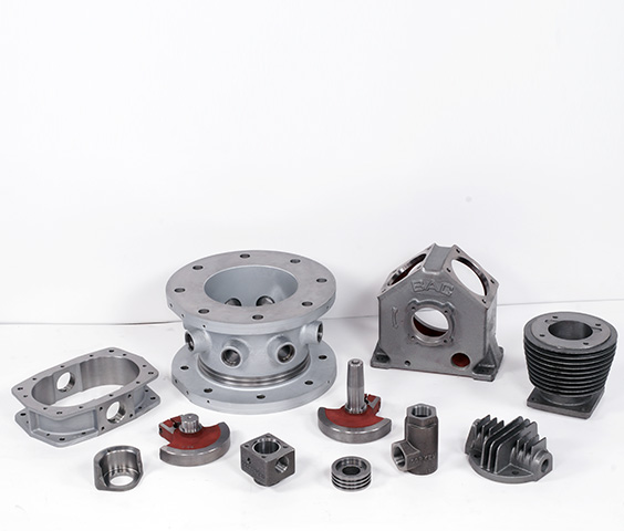 Iron casting manufacturers and suppliers in USA - Bakgiyam Engineering