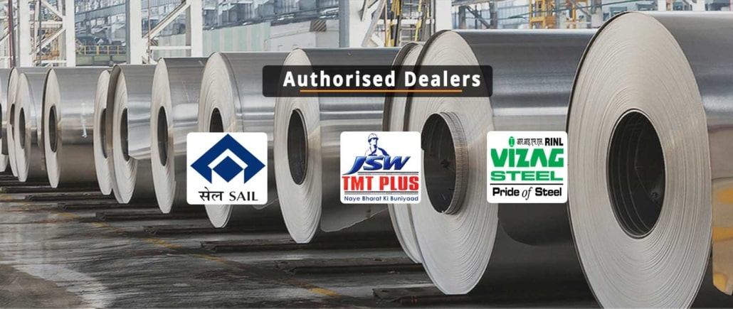 Steel and Cement Dealers in Bangalore