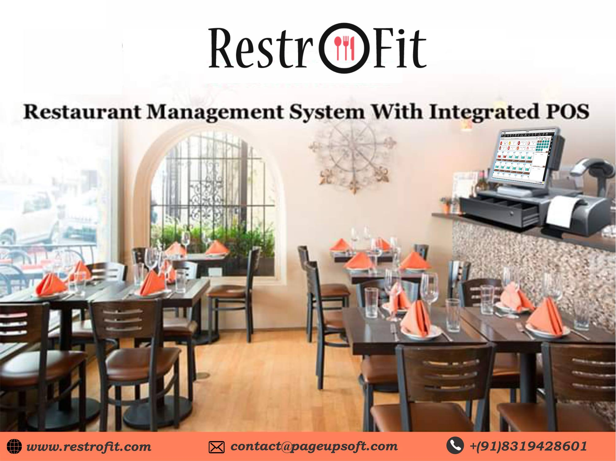 Restrofit | Restaurant Management Software in Jabalpur