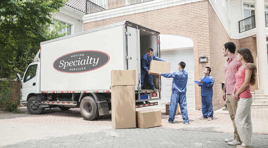 Specialty Moving Services - Moving Compnay
