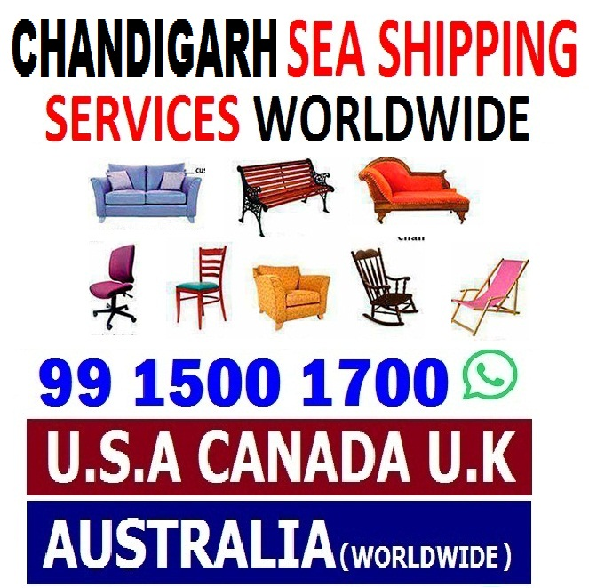 CALL 9915014014 Unaccompanied baggage by Courier Shipping Service from Chandigarh Mohali to Worldwide.