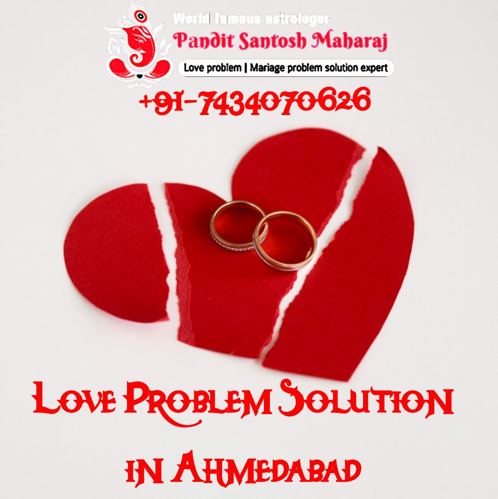 Indian Love Astrologer - Santosh Maharaj