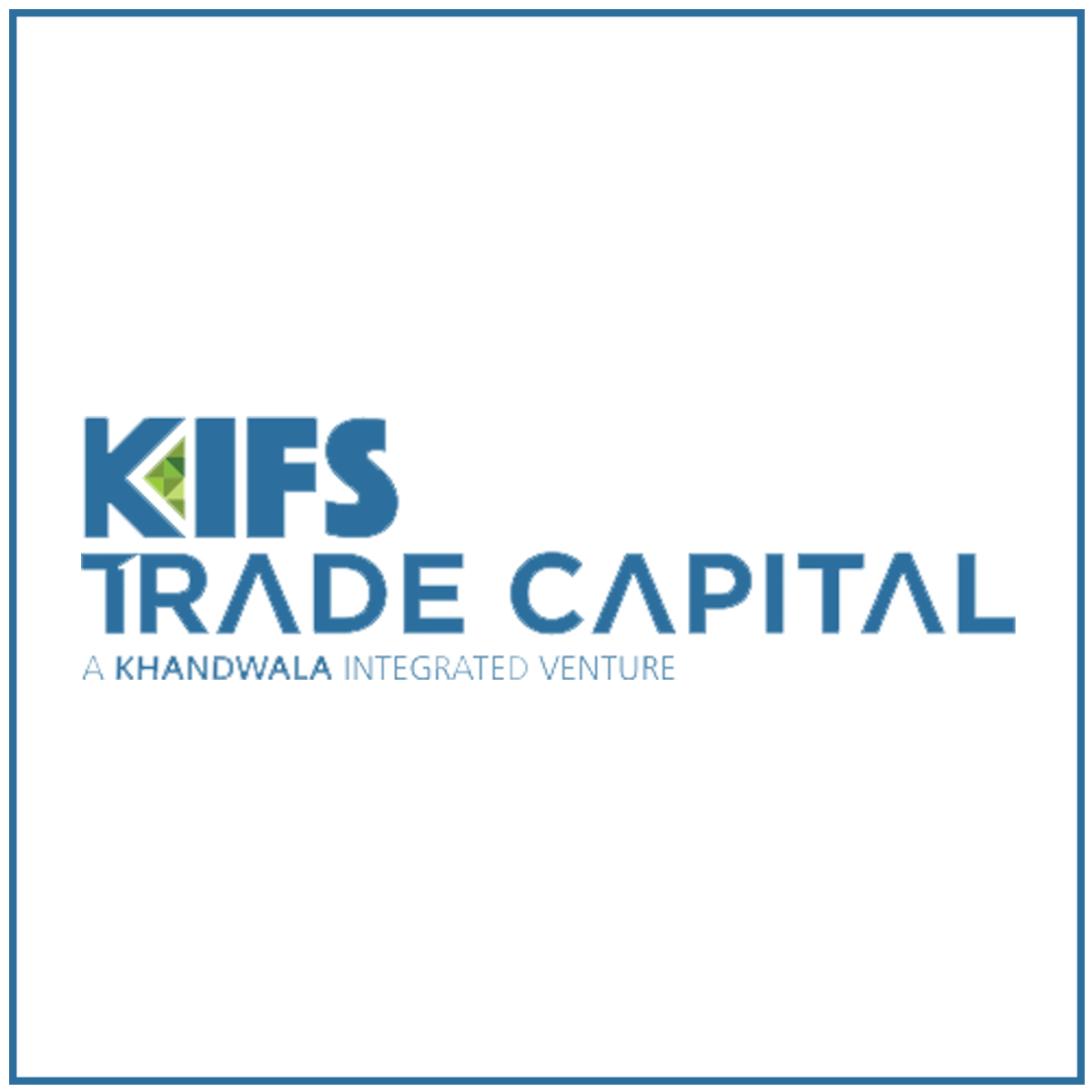KIFS Trade Capital Pvt. Ltd.