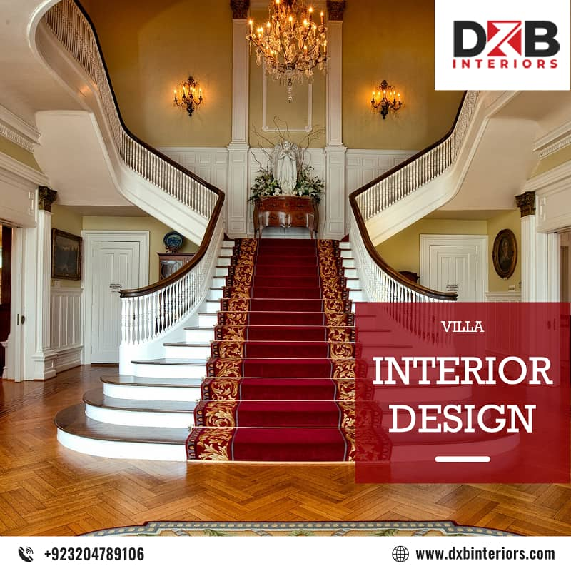 Good Interior design services in Lahore | DXB Interiors