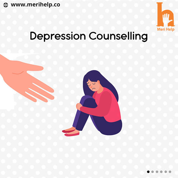 Best Online Depression counsellingin India from comfort of home.