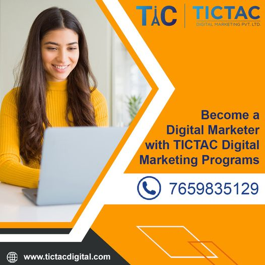 TICTAC - Best Digital Marketing Services & Training Institute In Vijayawada