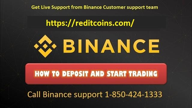 Call Binance Support Number 1-850-424-1333.