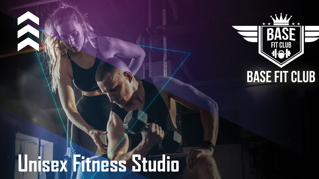 BASE FIT CLUB - Best gym in Coimbatore | Unisex Fitness Centre | Weight Training