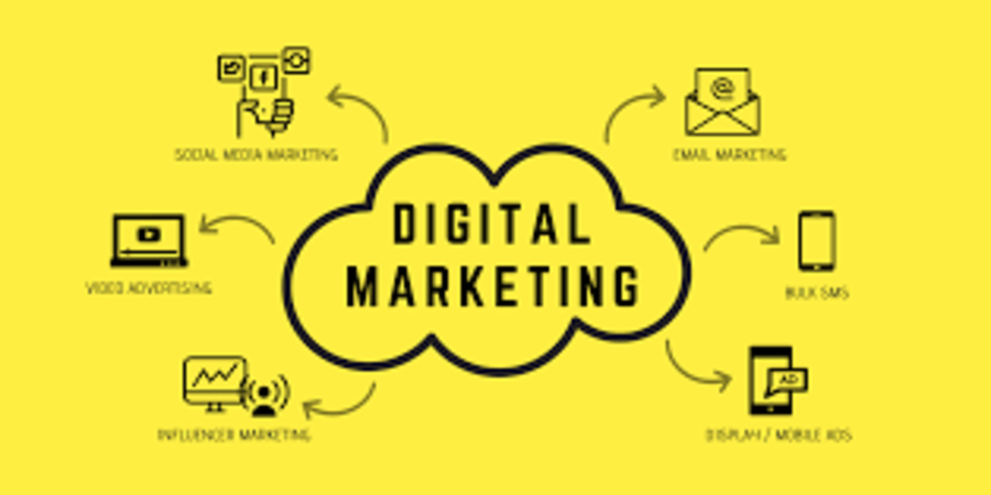 Best Digital Marketing Agency / Company in Delhi - YNG Media