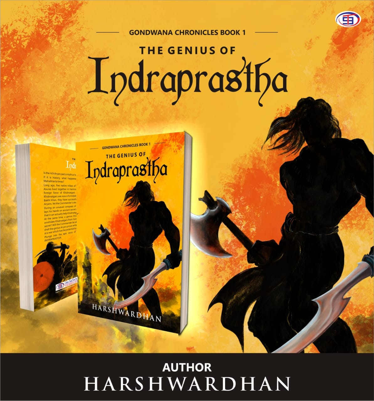 The Genius of Indraprastha (Gondwana Chronicles Book 1)
