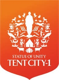 statue of unity tent city booking online