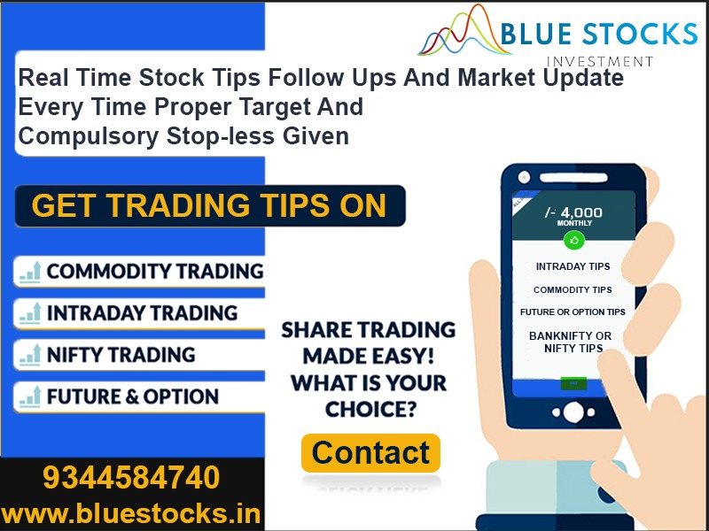 Share Market Tips | Intraday Tips | NSE,MCX Trading Tips
