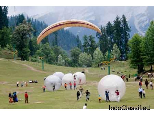 MANALI VOLVO TOUR PACKAGE WITH FAMILY.