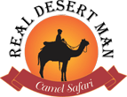 Real Desert Man Camel Safari Jaisalmer