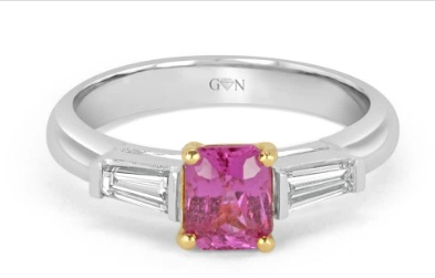Engagement Rings Melbourne - GN Designer Jewellers
