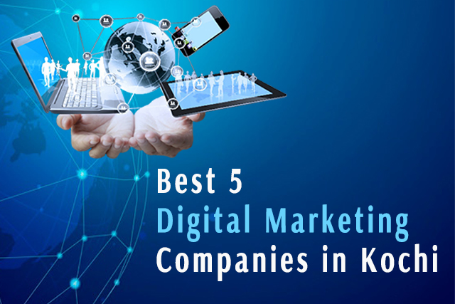 Best Digital Marketing Companies in Kochi