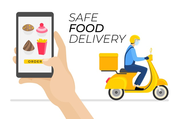 TourampFood | Food delivery platform in Baltimore