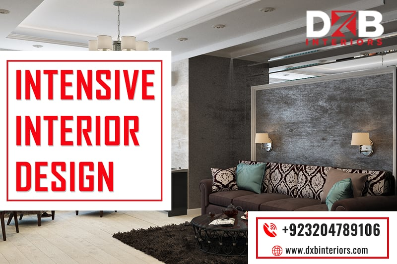 Topmost Interior design company in Lahore | DXB Interiors