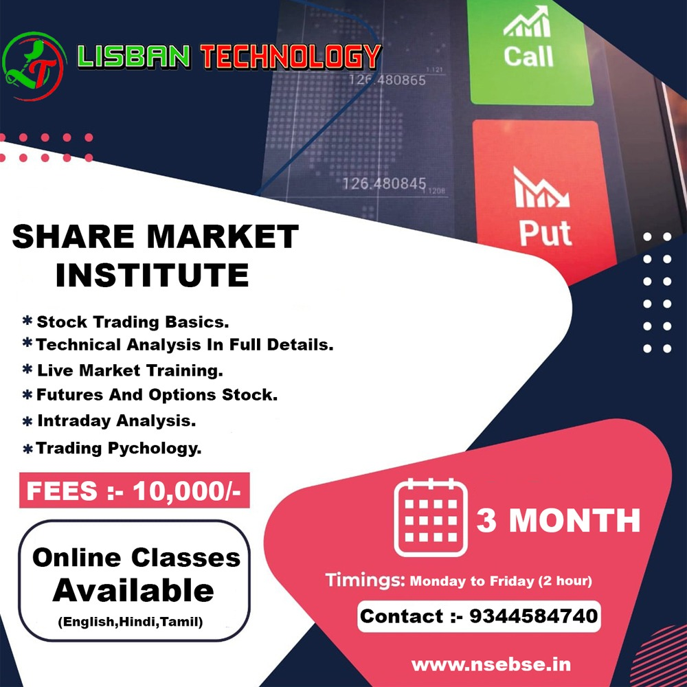 stock market institute | stock analysis | Online Trading & Training