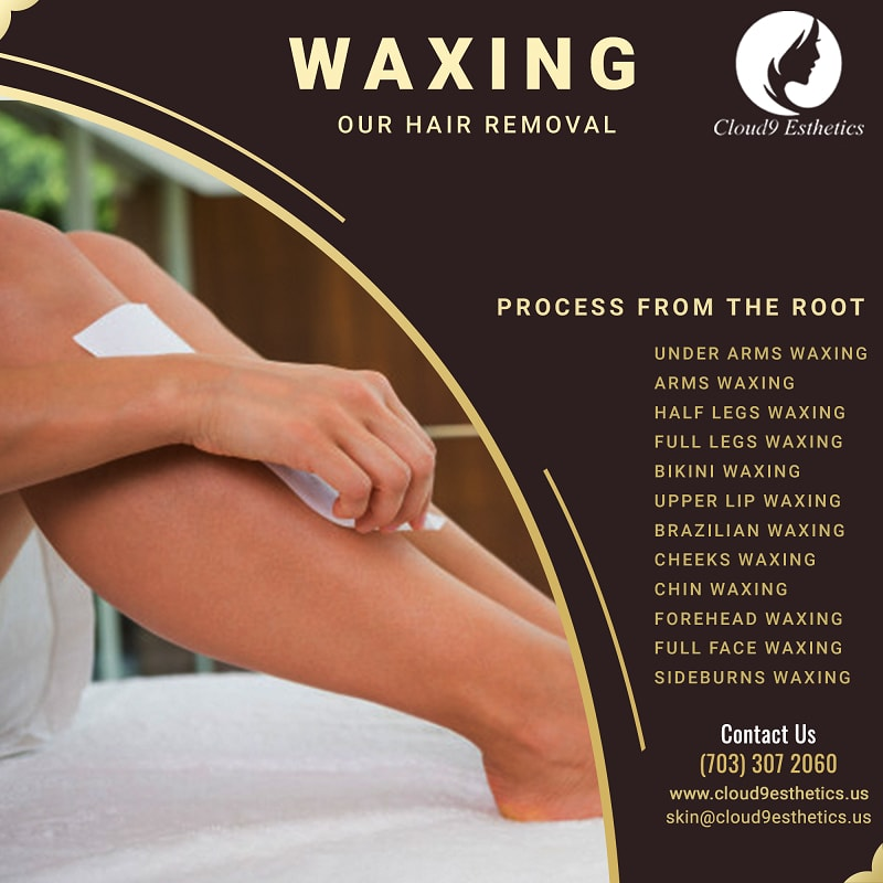Waxing Services in Gainesville, Manassas | Beauty Care Services