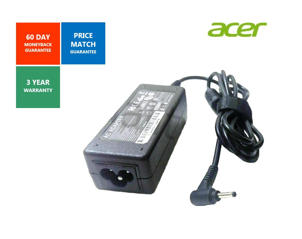 Acer Chromebook C720 PA-1450-26 A13-045N Adapter Charger 19V 2.37A 45W 3.0*1.1 | Branded Laptop Chargers