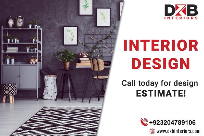 Stunning Interior design services in Lahore | DXB Interiors