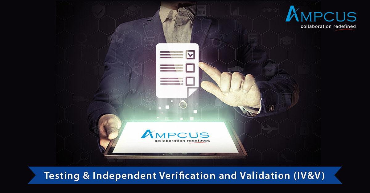 Software Testing Services and IVV Services  in USA | Ampcus Inc
