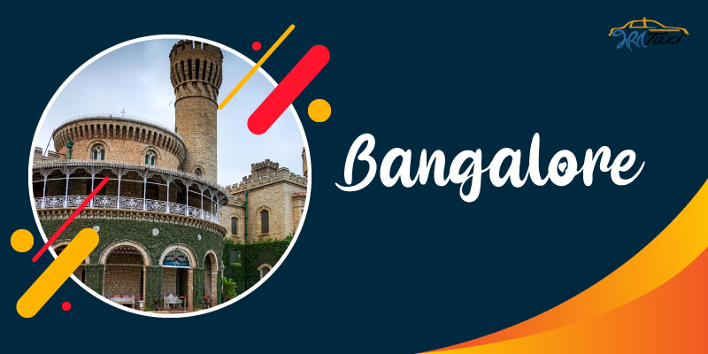 Taxi Service in Bangalore - Bharat Taxi