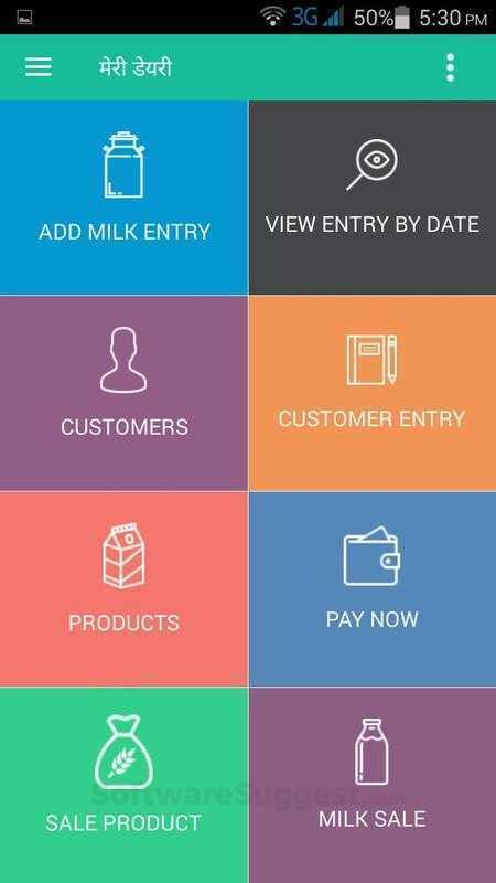 Meri dairy | the best Dairy app for milk delivery