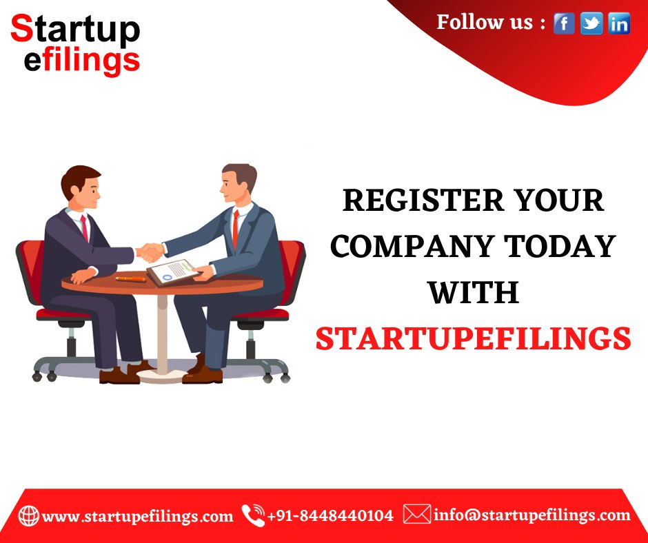 Register a limited company, Register a Company in India
