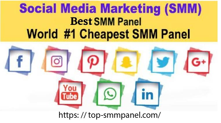 Top SMM Panel- Promote Social Media With Quality Services