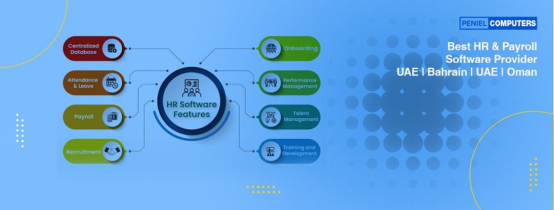 Best HR & Payroll Software Provider Company