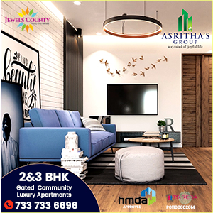 Asritha's Group- Real estate Company in Hyderabad