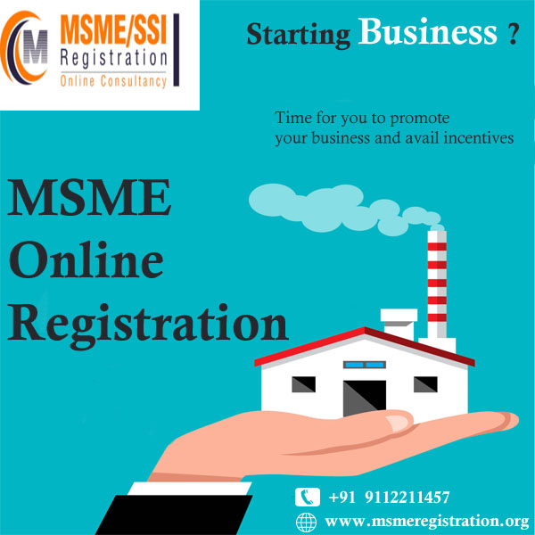 MSME Registration | Udyog Aadhar | Udyam Registration
