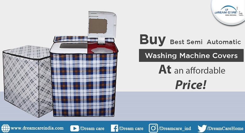 Buy Best Semi-Automatic Washing Machine Covers at an affordable price
