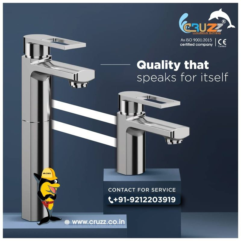 Bathroom and Kitchen accessories in Delhi | Cruzz Fittings