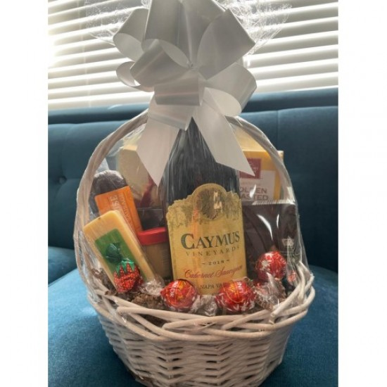 Wine Gift Basket For all occasions