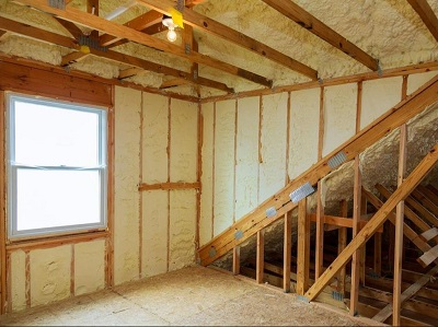 South Carolina Spray Foam Insulation