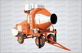 Concrete Mixer Manufacturer in Ahmedabad, Gujarat,  India