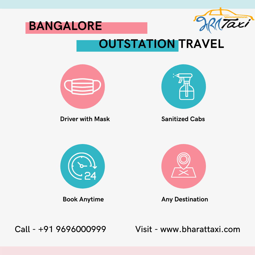 Bangalore to Hyderabad Taxi Service- Bharat Taxi