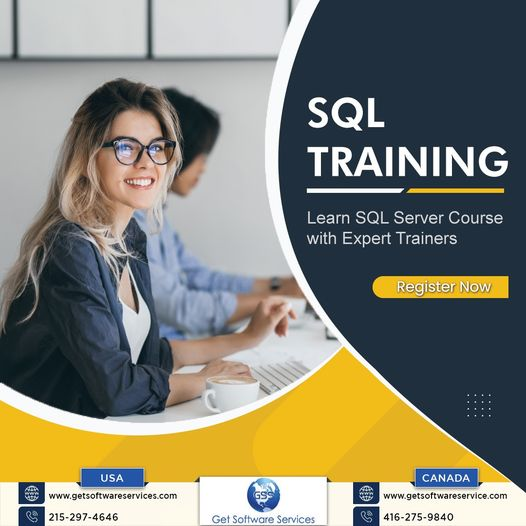 Online SQL server training course in Toronto,