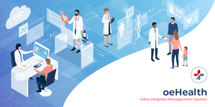 oeHealth - Odoo Medical and Hospital management software
