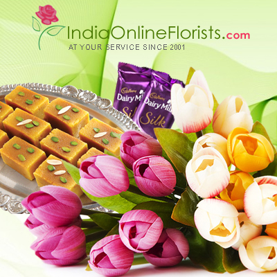 Send Flowers to Agra