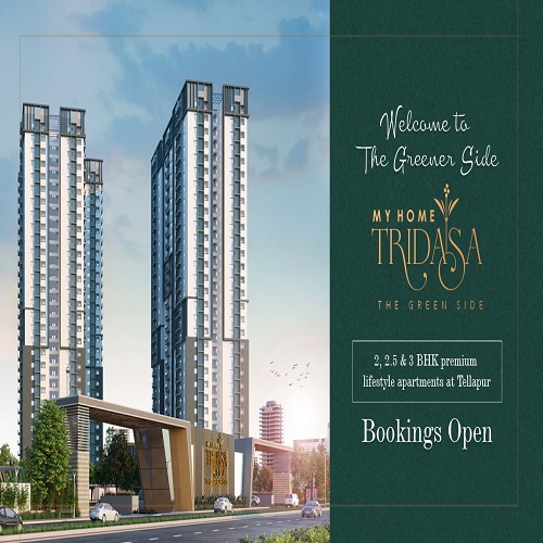 Apartments for Sale in Hyderabad - My Home Constructions