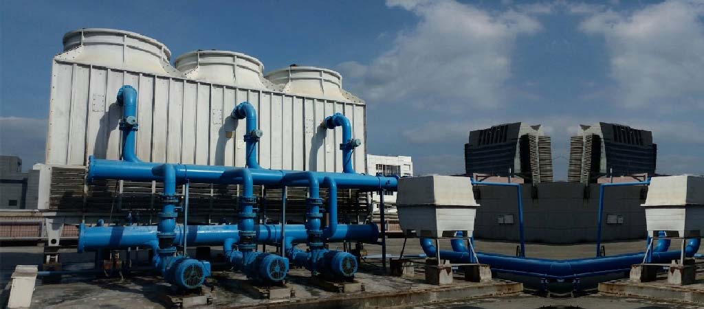 Cooling Tower Manufacturers in India