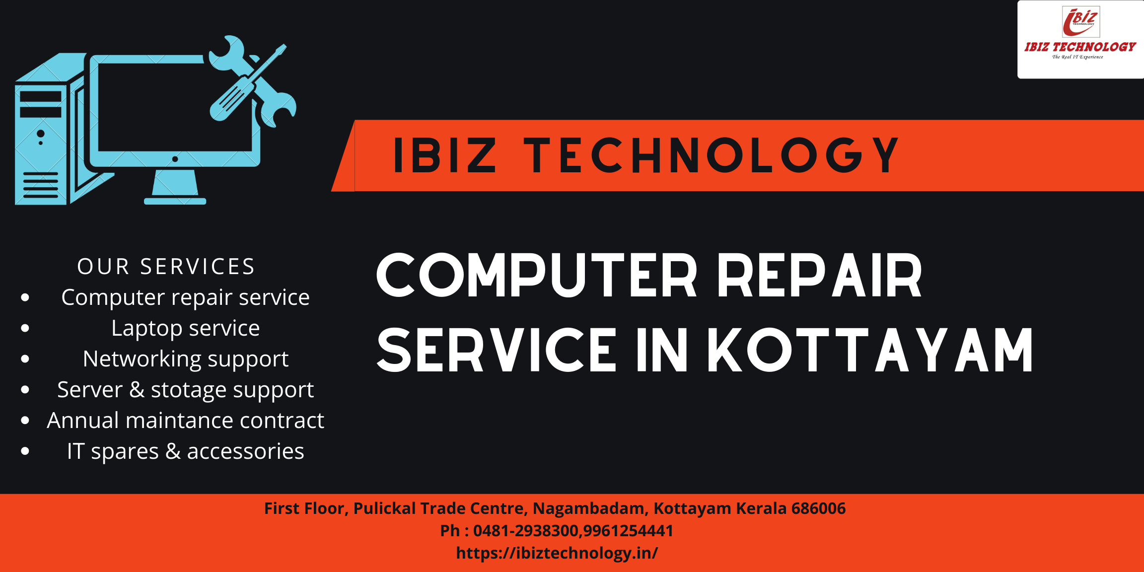 Best Computer and Laptop Service in Kottayam
