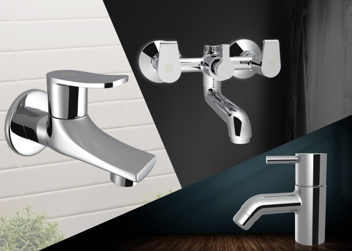 Buy Different Types of Taps in India - Best Taps for Bathroom