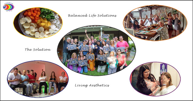 Benefits of Nutrition Solution and Meditation